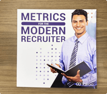 metrics for the modern recruiter ebook